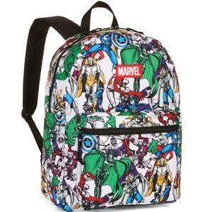 #484 New Marvel Comics Avengers Comic Backpack